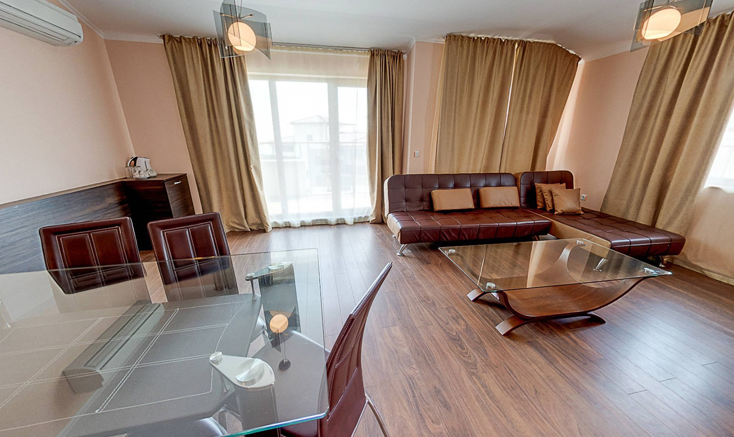 Двуспален апартамент - без кухня