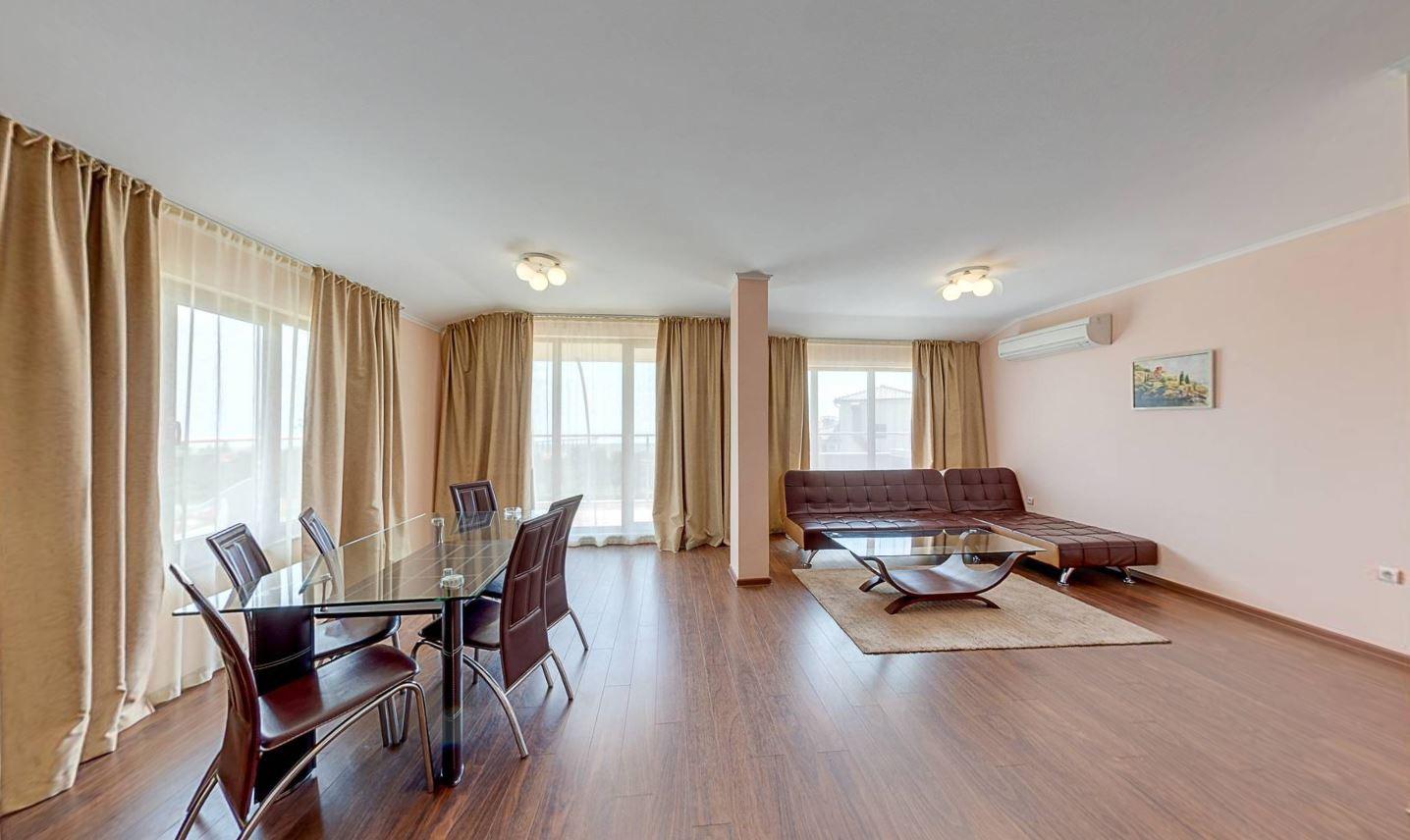 Апартамент с една спалня без кухня